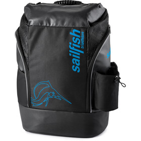 sailfish Cape Town Backpack 36L, black/blue